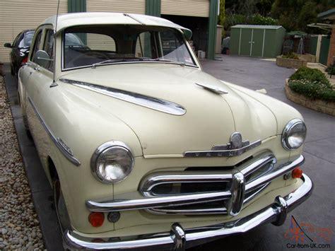 vauxhall velox vauxhall velox 1954