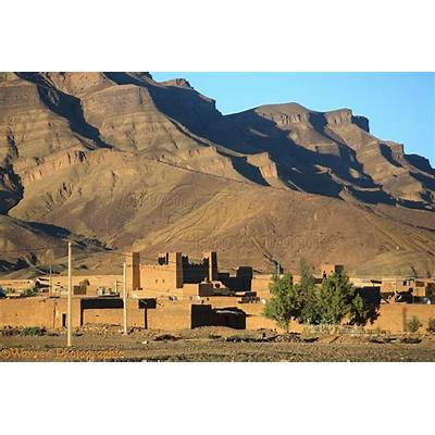 Kasbah Draa Valley photo - WP37740