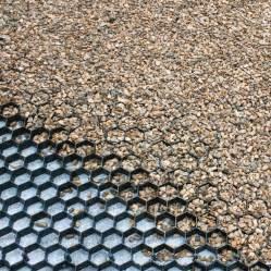 Gravier Pour Terrasse Beton by Stabilisateur De Gravier Drainant Et 100 Recyclable