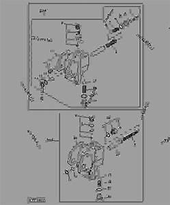 Brake Valve - Tractor John Deere 5200 - Tractor