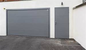 porte de service hera by javey est une porte de service With porte de service garage