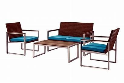 Garden Furniture Trendy Sets Balcony Comfort Ofdesign