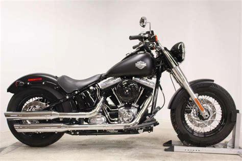 2013 Harley-davidson Fls Softail Slim Cruiser For Sale On