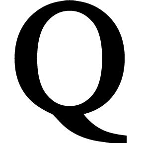 with letter q wrought iron letter q Words