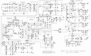 Tl494 200w Atx Pc Power Supply