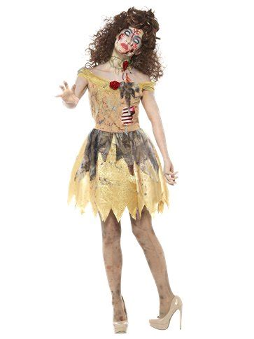 zombie golden fairytale adult costume party delights