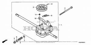Wiring Diagram  32 Honda Hrr2168vka Parts Diagram