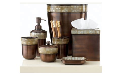Modern Copper Bathroom Accessories by 15 Trendy Modern Bathroom Accessories Set Home Design Lover