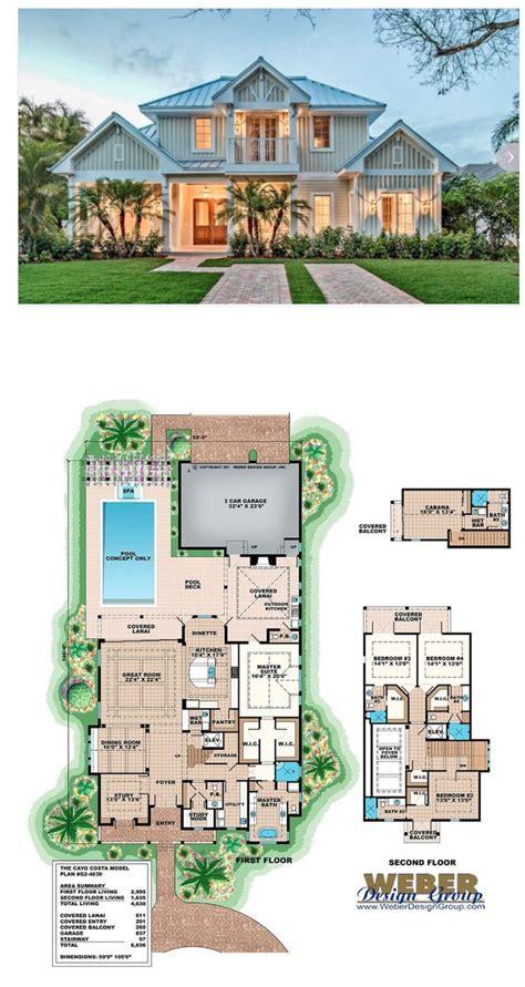 Flo Rida One florida house plan florida style home floor plan