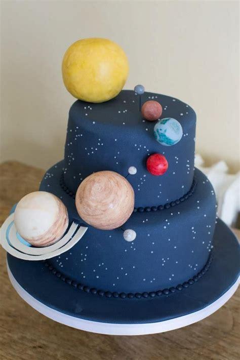 planet cake ideas  pinterest space party