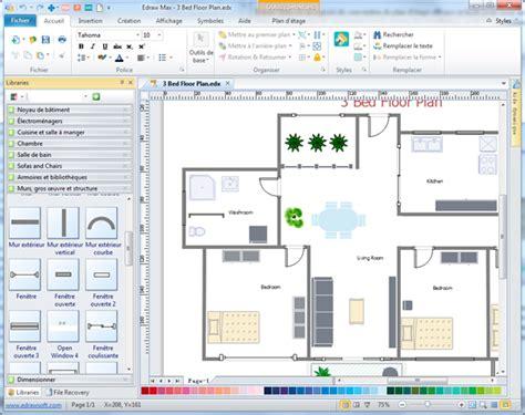 faire un plan de cuisine en 3d gratuit logiciel pour faire un plan de construction