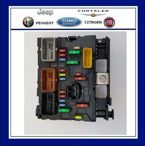 new genuine oe citroen engine bay fuse box bsm fits