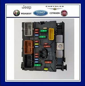 New Genuine Oe Citroen Engine Bay Fuse Box  Bsm  Fits C3