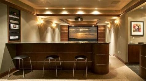 magnificent basement bar ideas  home escaping