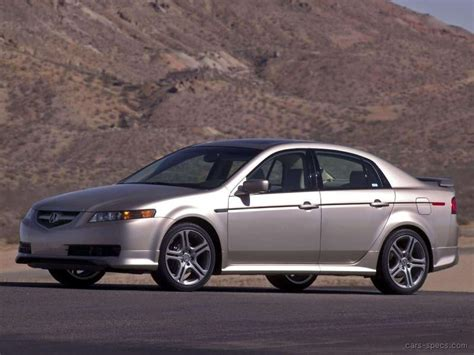 2004 Acura Tl Type S Specs 2004 acura tl sedan specifications pictures prices