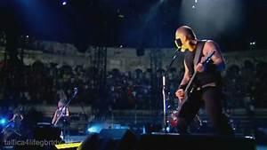 Metallica Cyanide Live Nimes 2009 1080p HDHQ YouTube