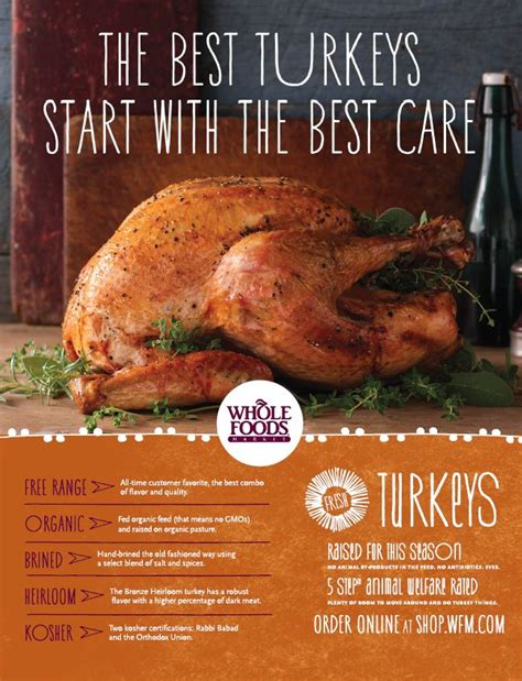 cut stress and you may win a free organic turkey from whole foods market giveaway for