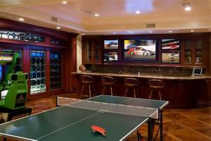 Sports & Game Rooms Gallery