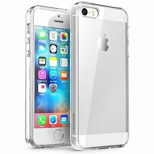 iPhone SE Halo Scratch Resistant Hybrid Clear Case