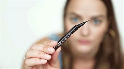 Eyeliner Maybelline Tips Allure York Makeup Liner