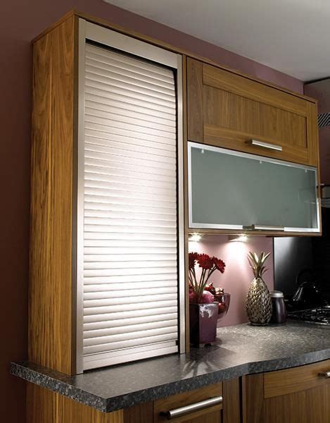 Roller Shutters For Cupboards by Details About Tambour Door Kit Roller Shutter For Kitchen
