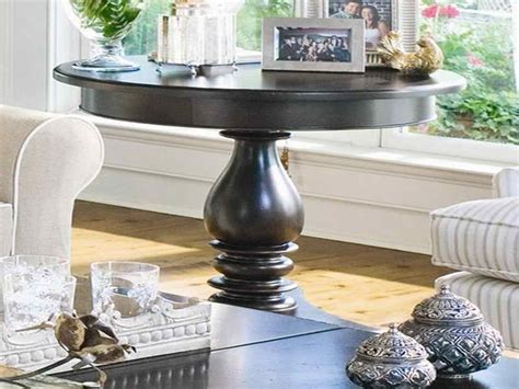 Entryway Round Table Swivel