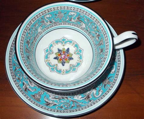 Wedgwood Fine China For Sale, Florentine Pattern