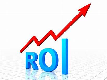 Investment Roi Return Usability Increases