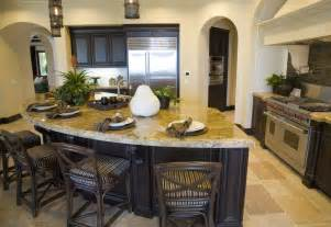 size of kitchen island with seating 64 deluxe custom kitchen island designs beautiful