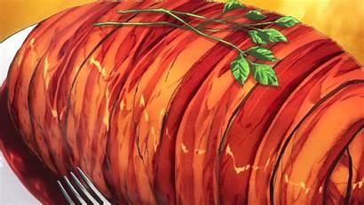 Shokugeki Soma Anime Pork Roast Souma Gotcha