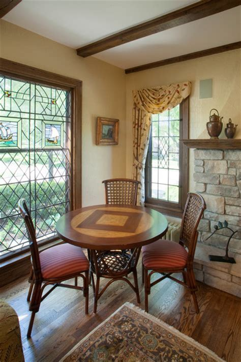 Historic Home Window Treatments   Traditional   Curtains