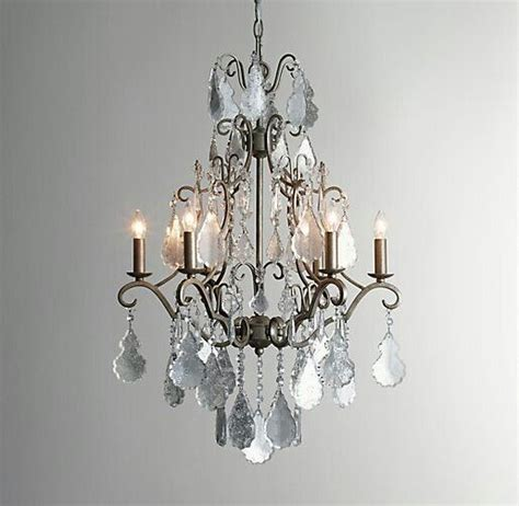 restoration hardware chandelier interior design
