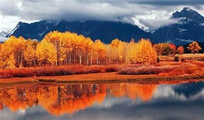 Autumn Fall Let Feel Magic Desktop Tablet