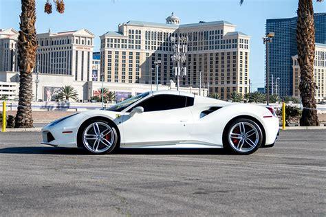 We found out why on italian roads. Ferrari 488 Spider Rental In Las Vegas | Dream Exotics