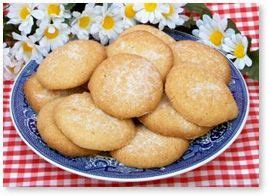 """These kinds of cookies can be found at grocery stores, as. Low Carb Old Fashioned """"Sugar"""" Cookies - use preferred ..."""