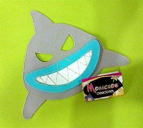 mascara  tiburon tiburones mascaras  antifaz