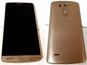 Upcoming Gold LG G3 Leak – THE BIGGEST NEWS