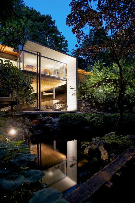 Modernes Haus Im Wald by Southlands Residence Ein Modernes Haus Im Wald
