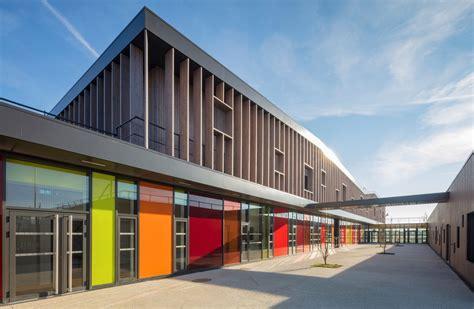 School Complex In Serris  Ameller, Dubois & Associés