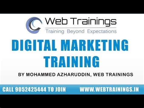Digital Marketing Course For Beginners by Digital Marketing Tutorial For Beginners