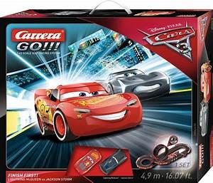Carrera Go Autos : carrera autorennbahn carrera go disney pixar cars 3 ~ Jslefanu.com Haus und Dekorationen