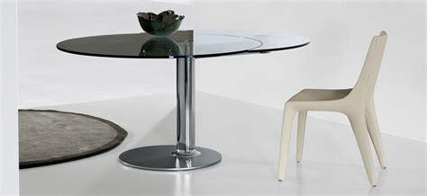 table ronde a rallonge design table ronde avec rallonge design