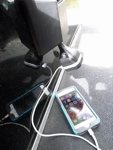 Golf Cart Accessory For Charging Your Cell Phone  Gps