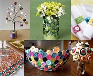 Idée Bricolage Déco : r cup bouton brico deco id es cadeau pinterest ~ Premium-room.com Idées de Décoration