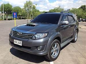 2014 Toyota Toyota Fortuner G Manual For Sale