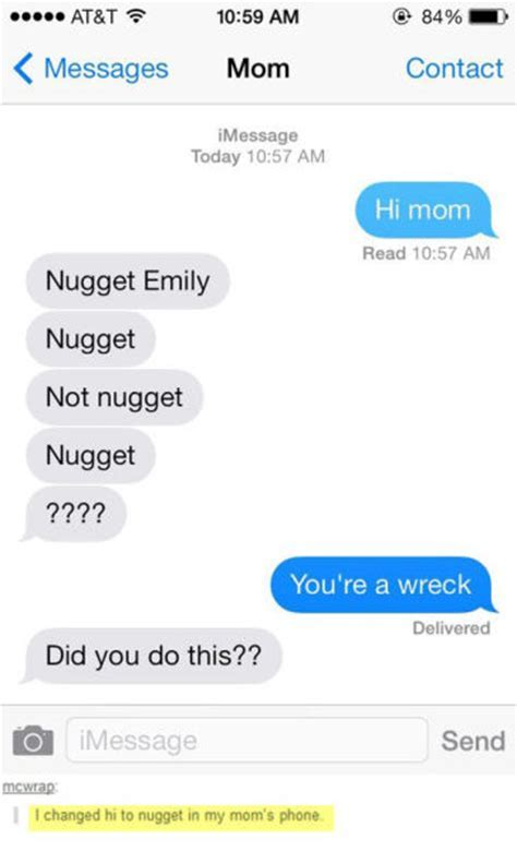 The Most Hilarious Text Message Conversations Ever (31