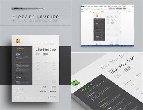 simple invoice templates   microsoft word