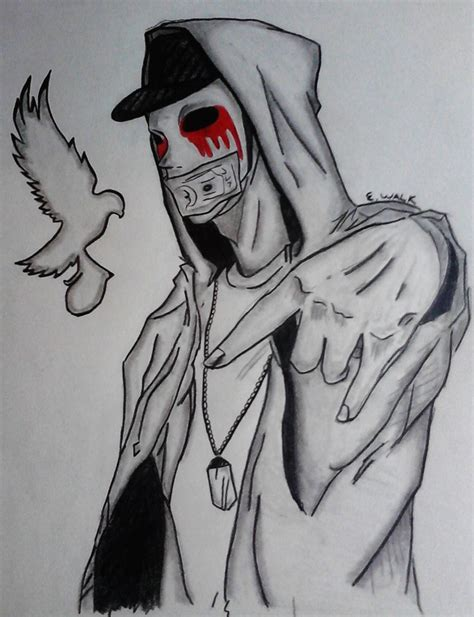 J Dog From Hollywood Undead