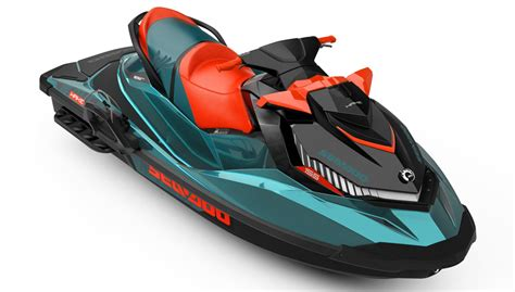 Seadoo Jetski Boat by 2018 Sea Doo 155 Review Personal Watercraft