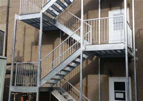 cage d escalier exterieur cage d escalier
